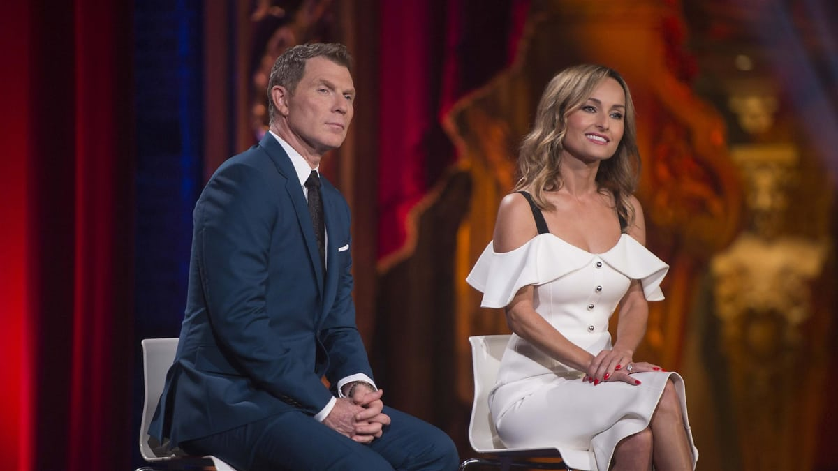 Bobby and Giada watch the final three's pilots and choose a winner.