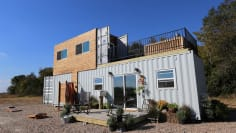 Container Home Away From Home